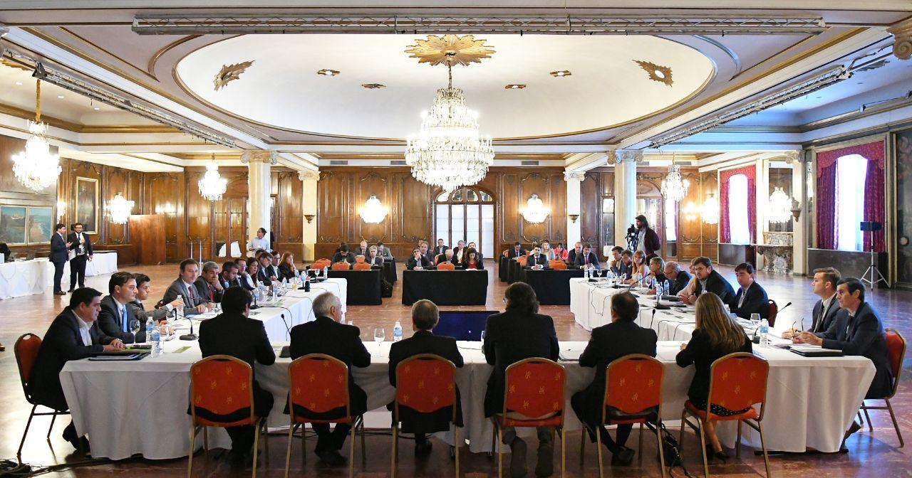 Ministros de Justicia de todo el país se reunieron en Mar del Plata