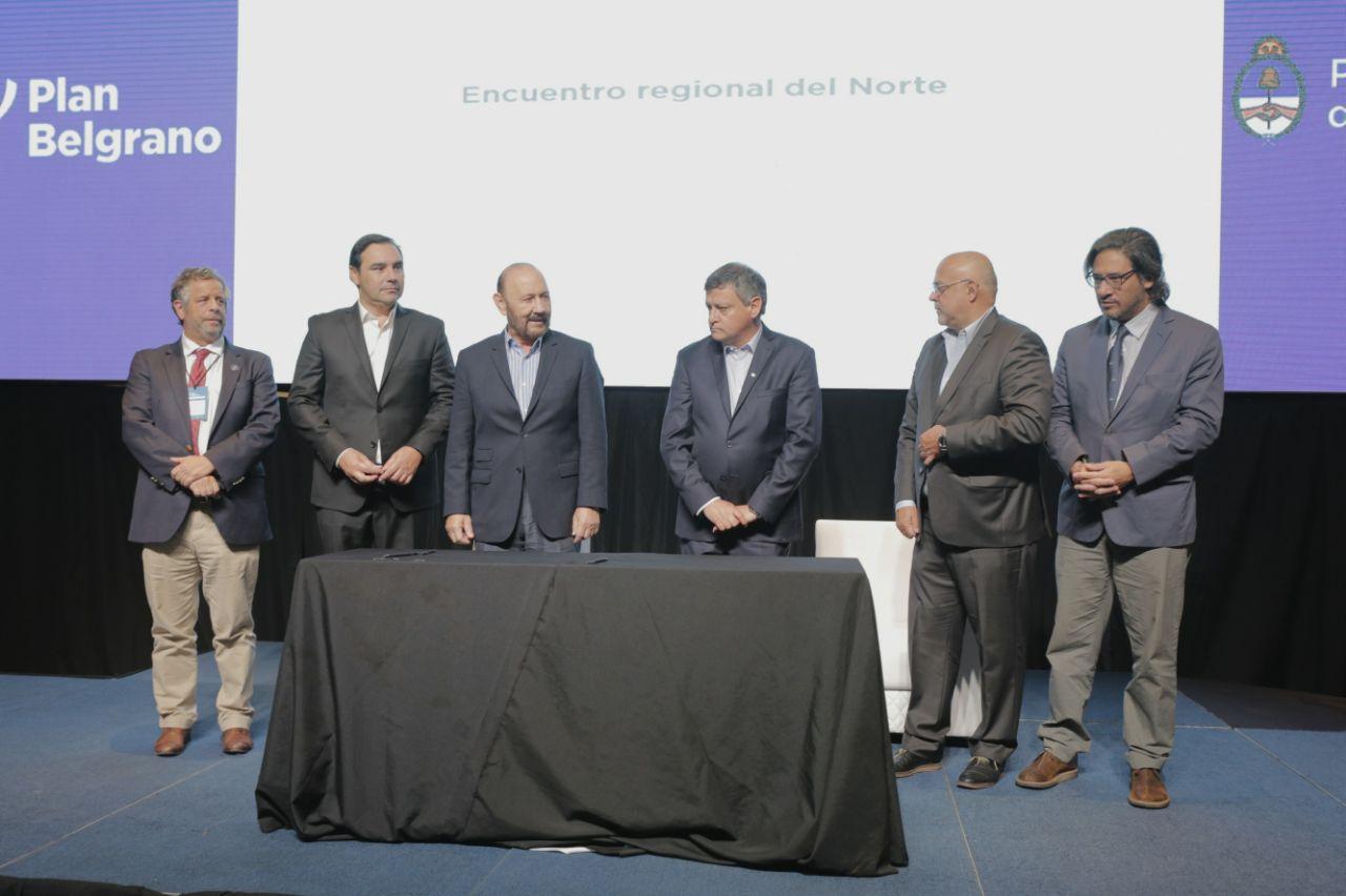 Plan Belgrano: el Ministerio de Justicia firmó convenios con Misiones, Chaco, Formosa y Corrientes