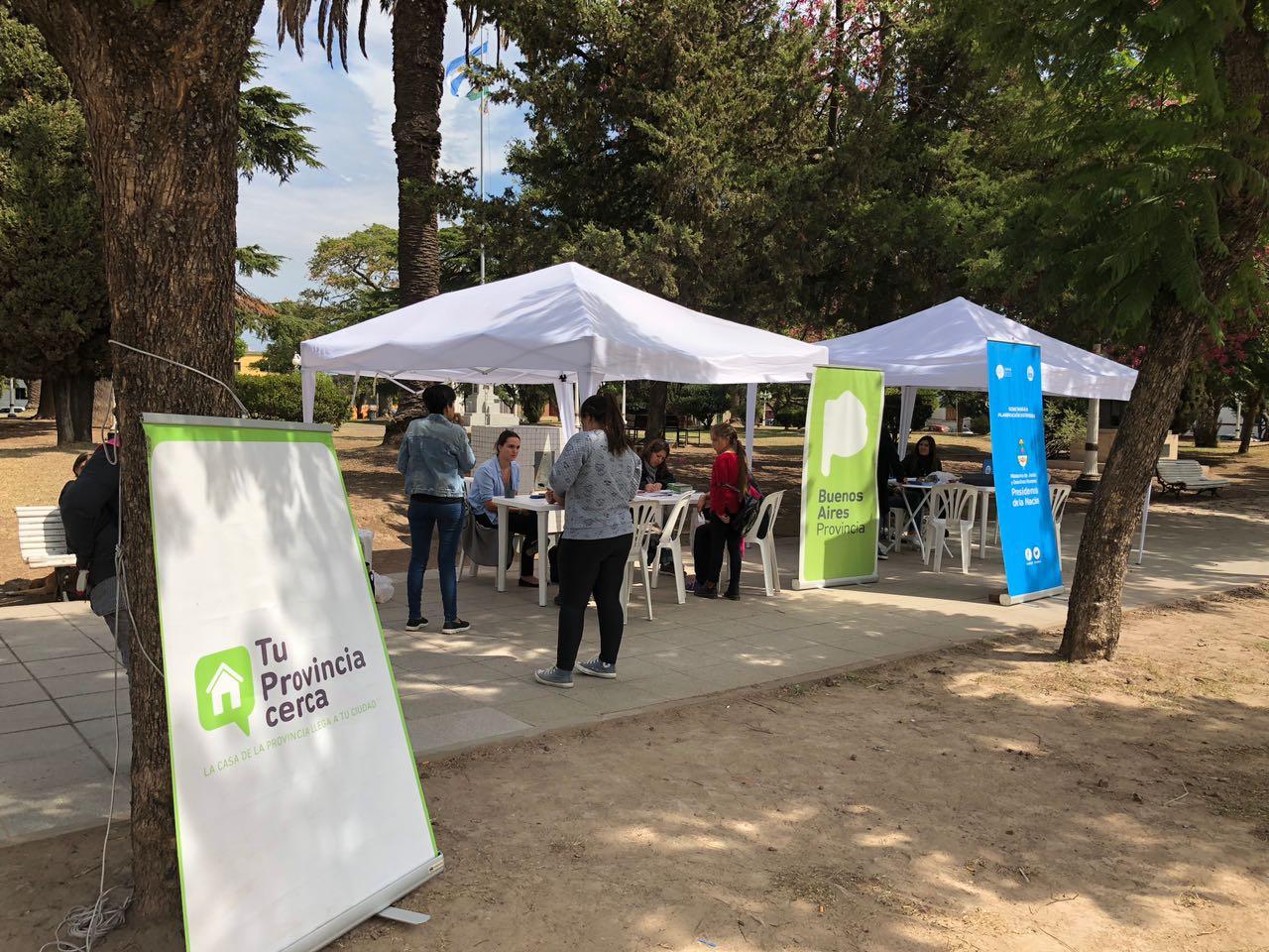 El Programa Justo Vos llega a la provincia de Buenos Aires