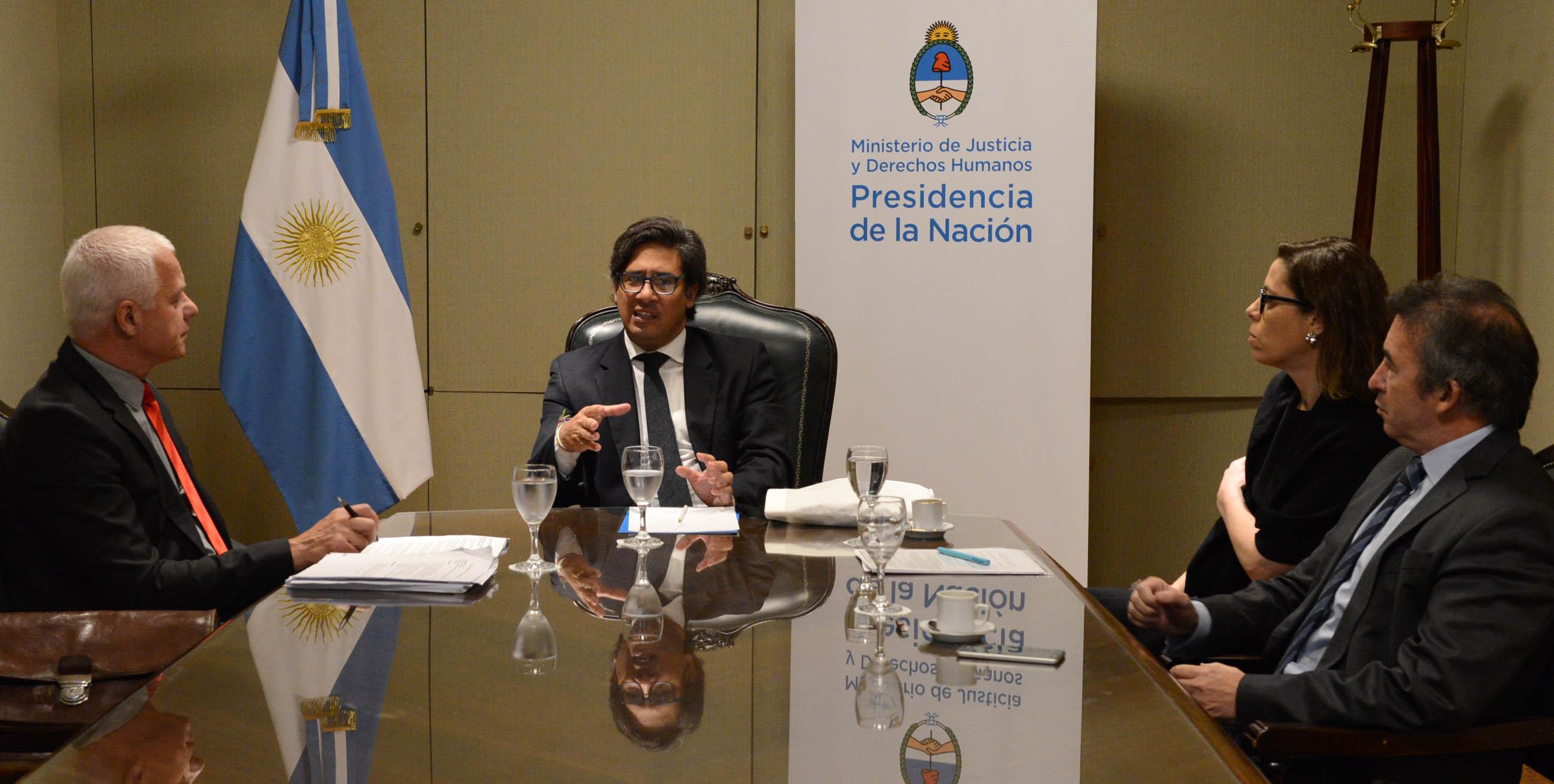 Reunión de trabajo con la OCDE