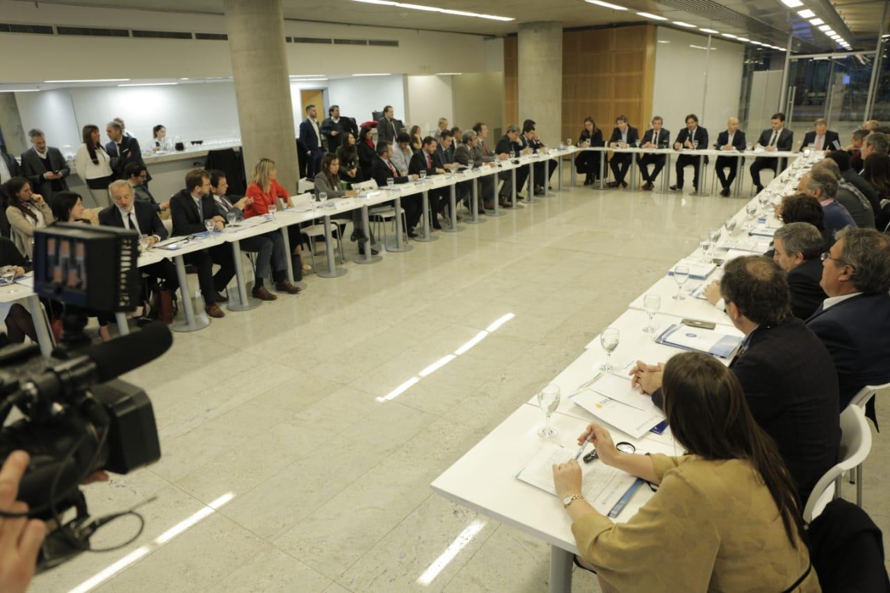 El Consejo Federal de Justicia se reunió en CABA